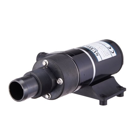 Tek Motion 12V Marine Macerator Waste Water Pump 45 LPM 12GPM Boat RV Trailer (Best Macerator Pump For Boat)