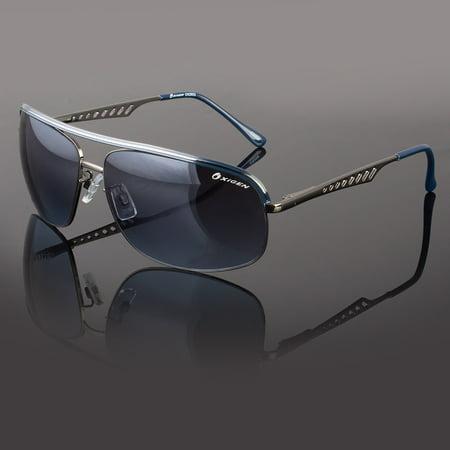New Men's Classic Sunglasses Metal Driving Glasses Aviator Outdoor Sports UV400