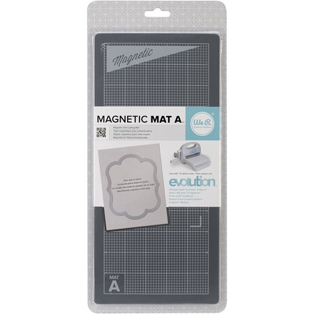 - We R Memory Keepers Magnetic Mat, Evolution 1 Multi-Colored