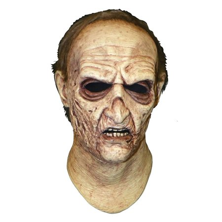 Land of the Dead Butcher Zombie Mask (Halloween Land Coupons)