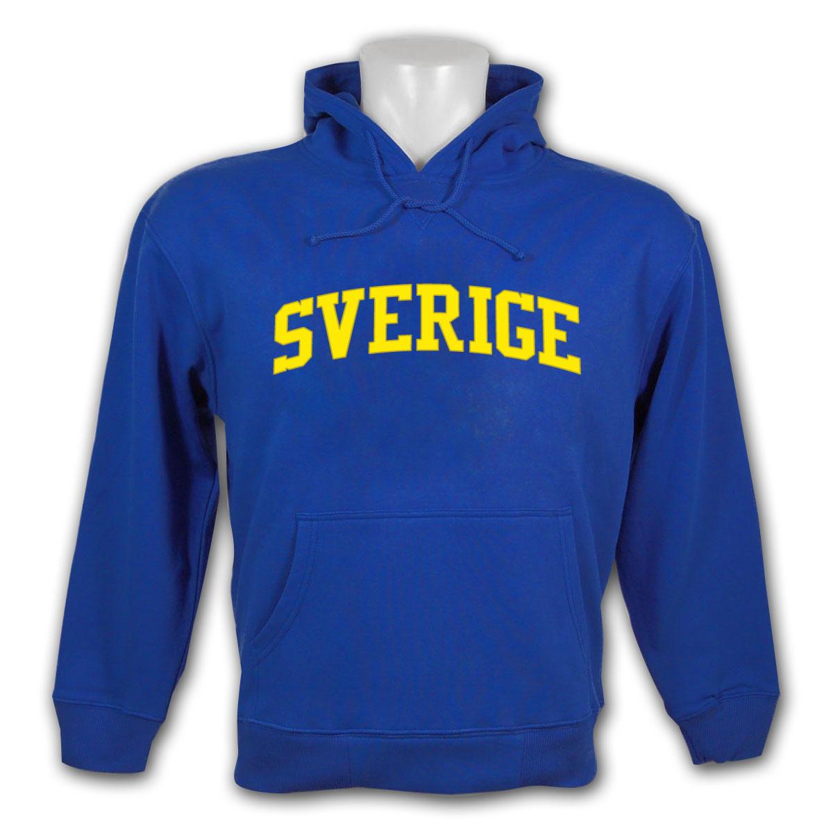 Sweden Patriotic Pullover Hoody (Royal) - IceJerseys - image 1 of 1