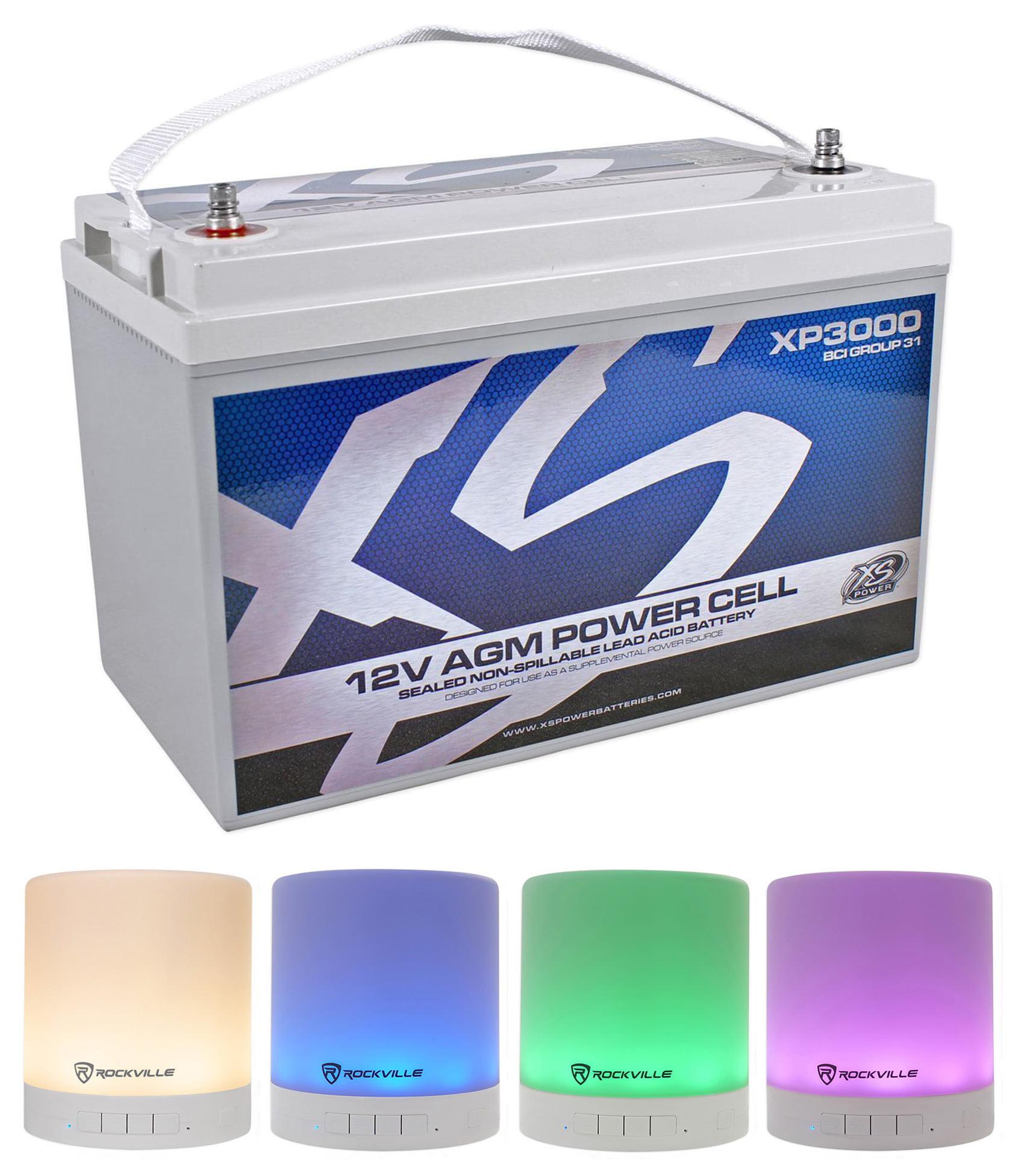xs power xp3000 3000w power cell car audio battery stereo system Car Stereo Battery xs power xp3000 3000w power cell car audio battery stereo system free speaker