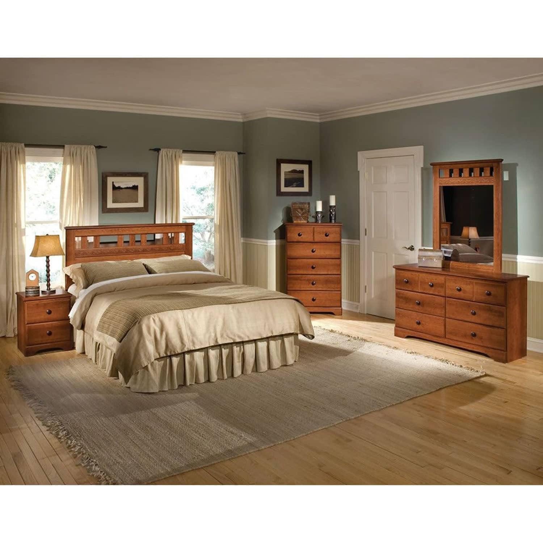 Cambridge Seasons 5-Piece Bedroom Suite