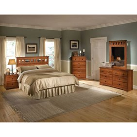 Picket House Furnishings Kingsley 4 Piece Queen Storage Bedroom Set