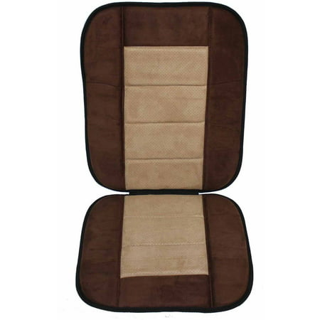 Auto Drive Microsuede Full Seat Cushion