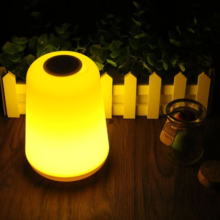 Bright home Bright homeRomantic LED Night Light Lamp Baby Room Protect Eyes Gift New Led Eye Safety
