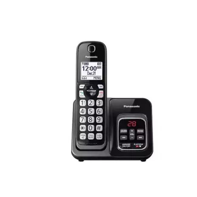 Panasonic Phones KXTGD530M Expandable Cordless Phone with ...