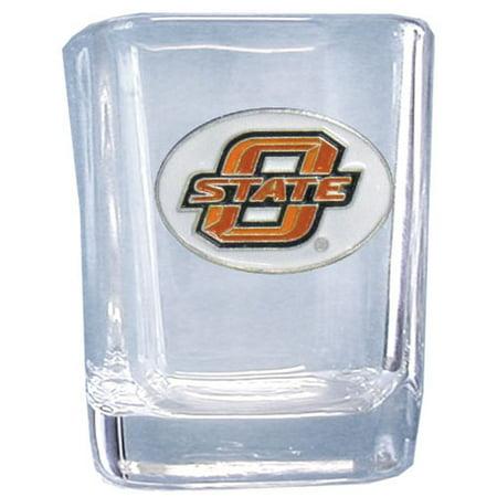 Cowboy Boot Shot Glasses In Bulk (Oklahoma State Cowboys Square Shot Glass)