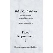 Third Corinthians - eBook