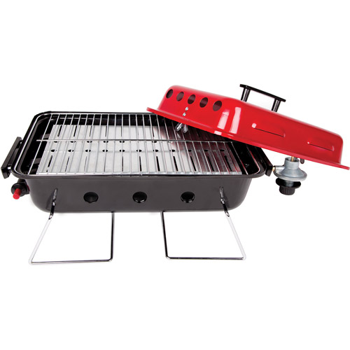 Portable Steel Propane Barbeque