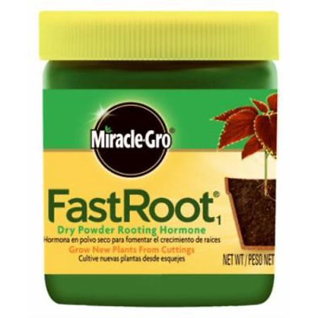 - 2PK Miracle-Gro 1.25 OZ Fast Root Rooting Hormone