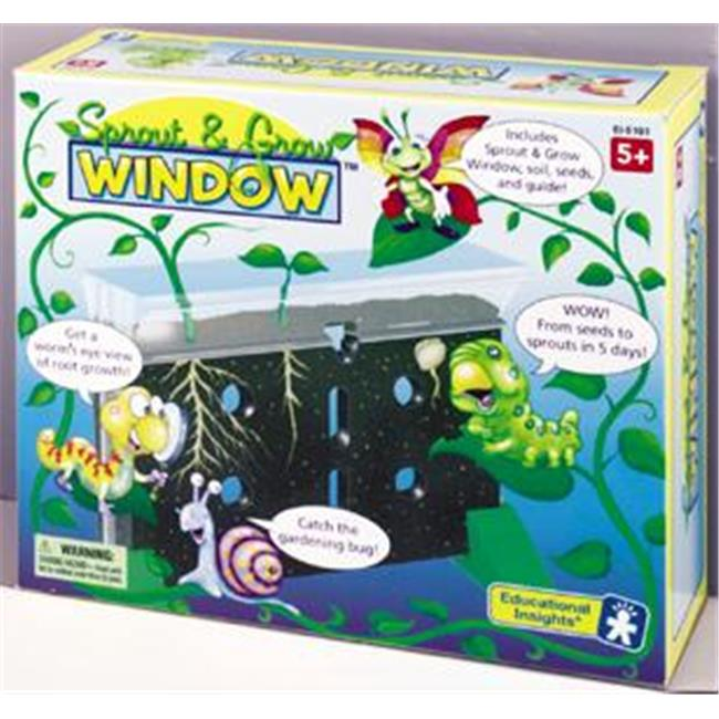 Olympia Sports 14998 Sprout & Grow Window