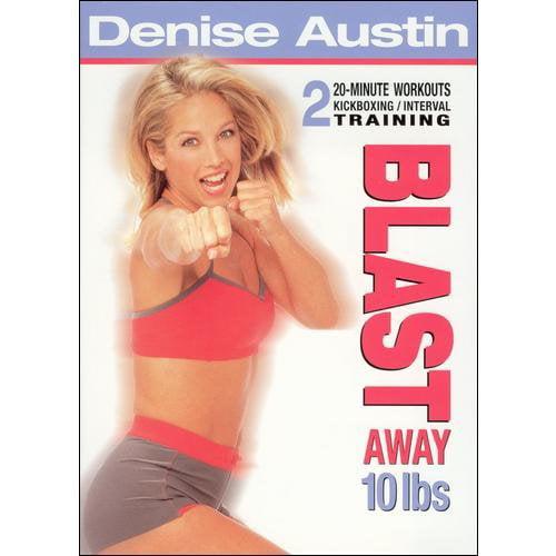 Denise Austin: Blast Away 10 Lbs. (Full Frame) by LIONS GATE ENTERTAINMENT CORP