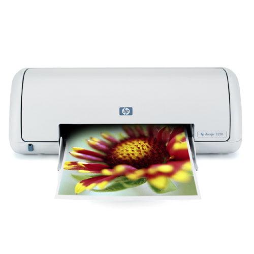 HP Deskjet 3520 - Printer - color - ink-jet - Legal - 1200