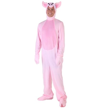 Plus Size Pig Costume - Pug Costume For Humans