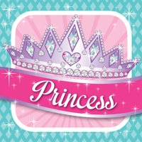 Princess Party Lunch Napkins (16 ct)