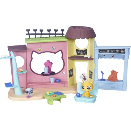 (Littlest Pet Shop Pawristas Cafe)