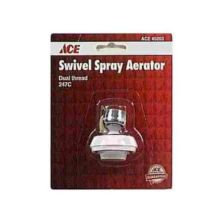 Ace 55 64 x 27 Aerator Kitchen Sprayrator White 45203