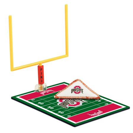 - Ohio State Buckeyes Official NCAA 9 inch  x 6 inch  Finger Football Game by WinCraft