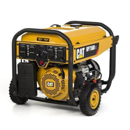 CATERPILLAR LLC 7500W Port Generator RP7500E