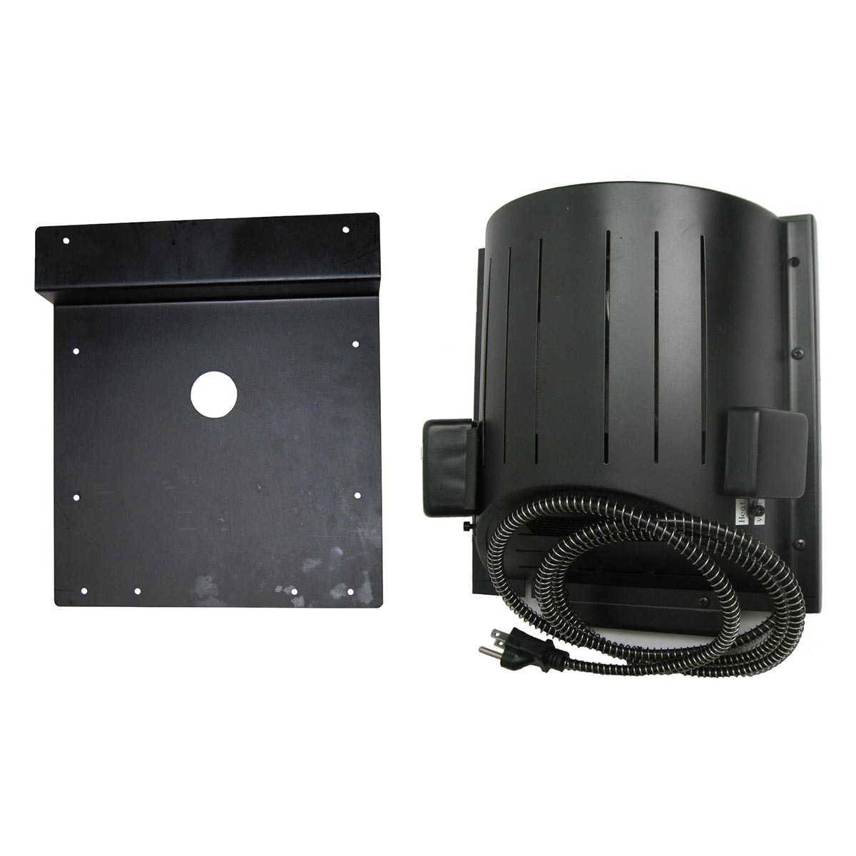 AKOMA Dog Products Heat-N-Breeze Dog House Heater and Fan...