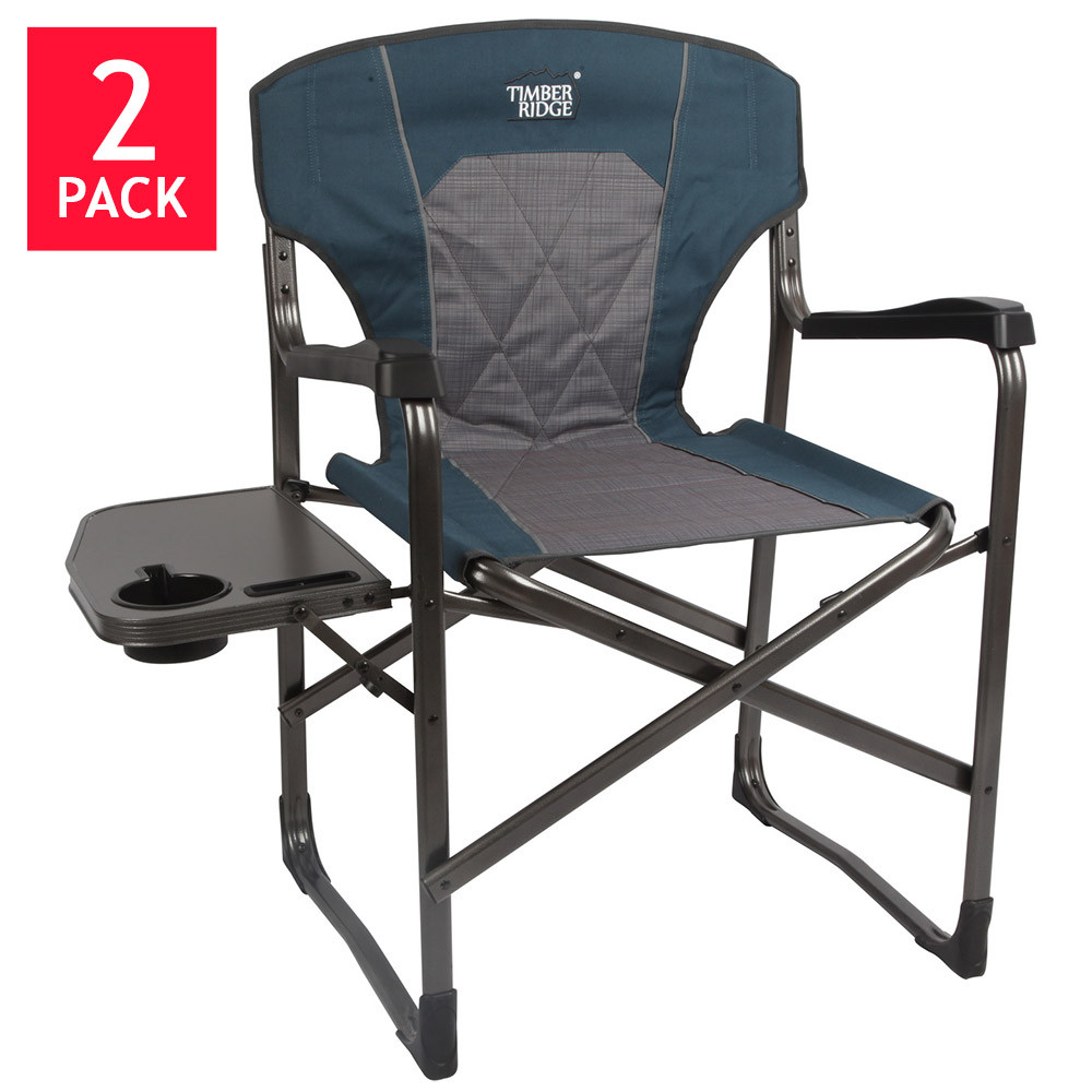 Timber Ridge Directoru0027s Chair 2-pack  sc 1 st  Walmart & Timber Ridge Directoru0027s Chair 2-pack - Walmart.com