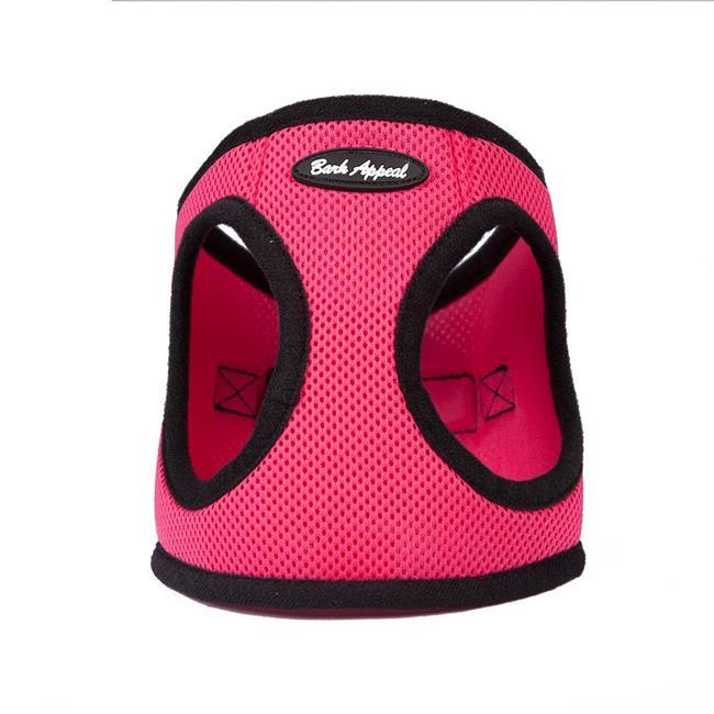 Bark Appeal RASMEW-S Mesh EZ Wrap Harness, Raspberry - Small - image 1 of 1