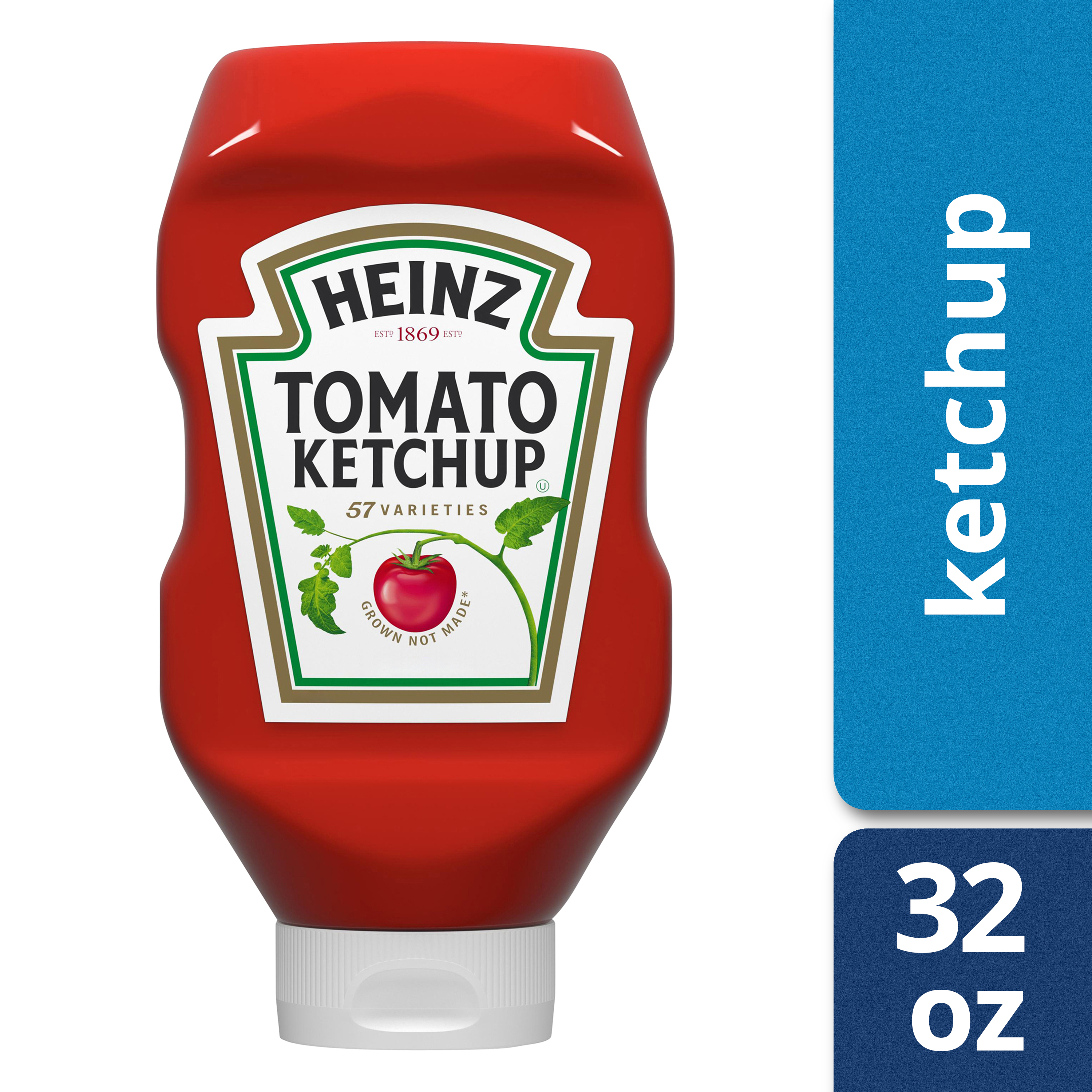 Heinz Tomato Ketchup 32 oz. Bottle