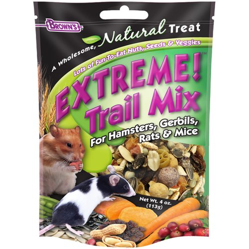Extreme! 4 oz Trail Mix Hamster Treat