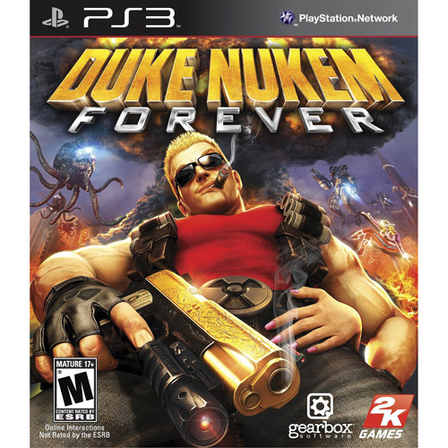 Duke Nukem Forever - Playstation 3