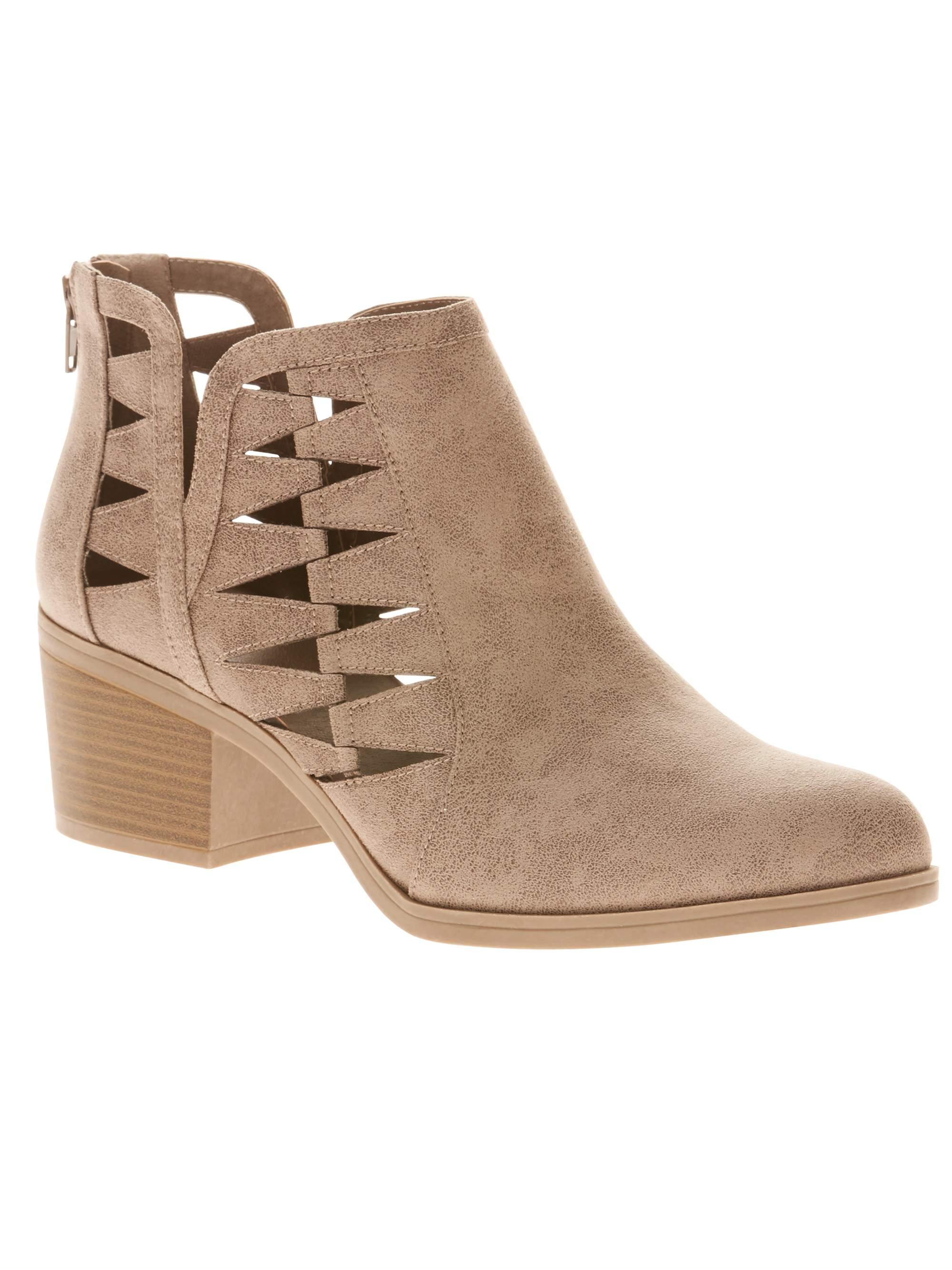Time and Tru Women's Bootie