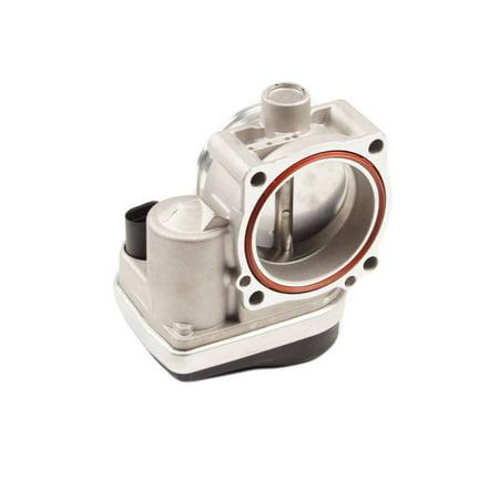 Bapmic 13541439580 Fuel Injection Throttle Body Valve for BMW E65 E66 760i 760Li 2003-2008