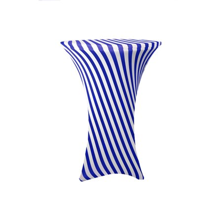 Your Chair Covers 30 Inch Highboy Cocktail Round Stretch Spandex