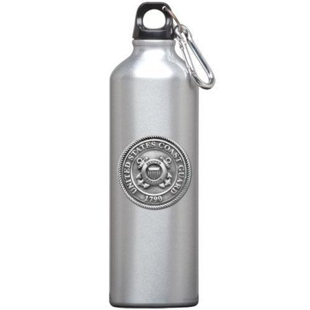 United States Coast Guard Stainless Steel Water Bottle