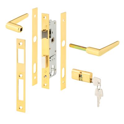 Screen and Storm Door Mortise Lock Insert 6-7//8/'/' Screw Holes K-5064