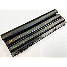 GHU 87 WHR 9-CELL LITHIUM-ION Battery For Dell Latitude E...