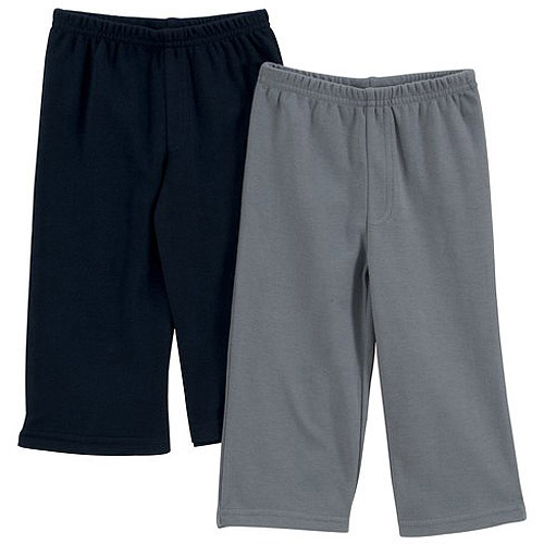 Child of Mine by Carter's Newborn Boy Layette Pants, 2-Pack