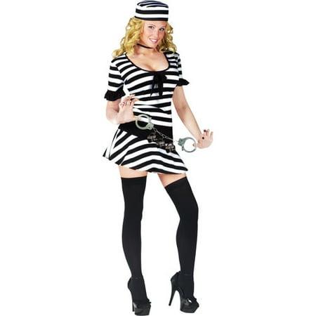 Mugg Shot Adult Halloween Costume](Eyes Shot Out Halloween)