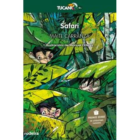 Safari (Premio Edebé 2019 de Literatura Infantil) - eBook - Musica De Halloween Infantil
