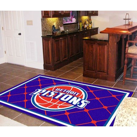 Detroit Pistons Rug by