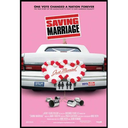 Posterazzi MOVAJ5672 Saving Marriage Movie Poster - 27 x 40 in. - image 1 of 1