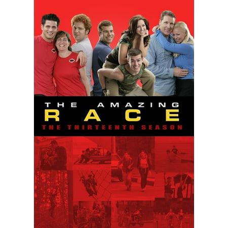 MOD-AMAZING RACE SEASON 13 (3 DVD/NON-RETURNABLE/2009) (DVD)