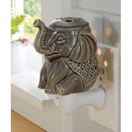 Wax Melt Warmer Electric Tart Warmer Plug In Pluggable Home Fragrance Diffuser (Elephant), Ball NEW Scented Night quickly Serenity Plug poured your Stone Design Warm.., By Rimports, LLC Ship from US ()