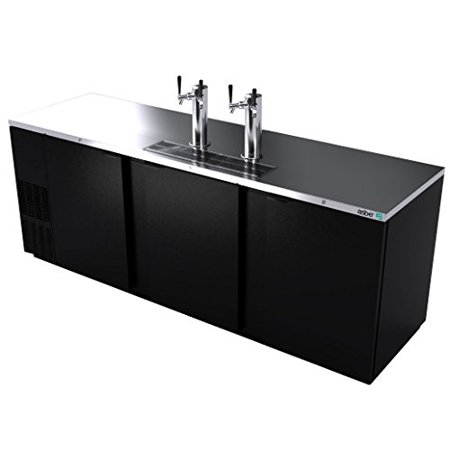 Two Keg Tower (Direct Draw Beer Cooler, 95-1/2