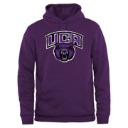 Central Arkansas Bears Big & Tall Classic Primary Pullover Hoodie - Purple