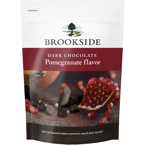 Brookside Pomegranate Flavor Dark Chocolate, 21 oz
