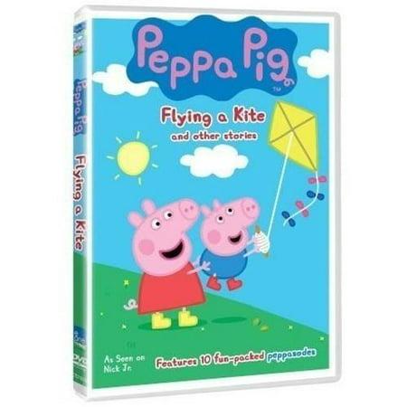 Peppa Pig Flying A Kite Walmart Com