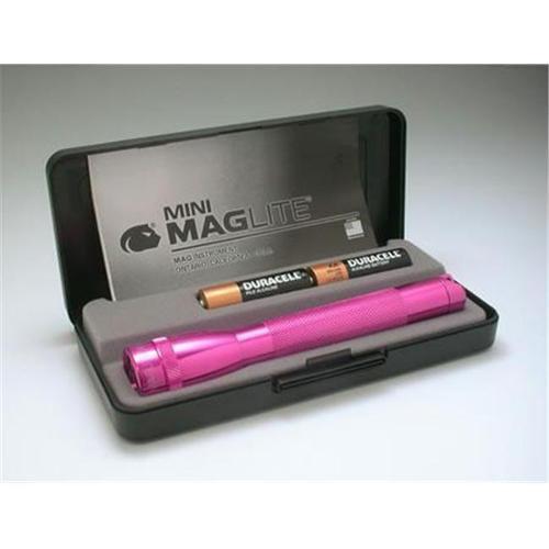 Mag m2akyl 5 3/4'' L Lite Flashlight Set - Pink