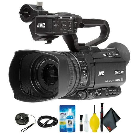 JVC GY-HM180 Ultra HD 4K Camcorder +HD-SDI Camera Only Bundle Kit