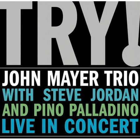 Try! John Mayer Trio Live in Concert (John Mayer Photo)